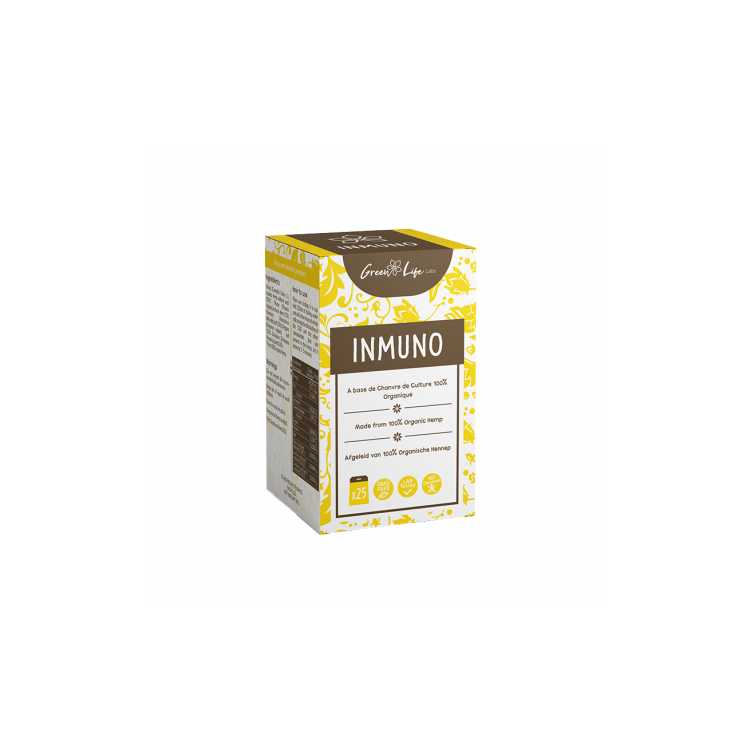 Infusions INMUNO Green Life Labs